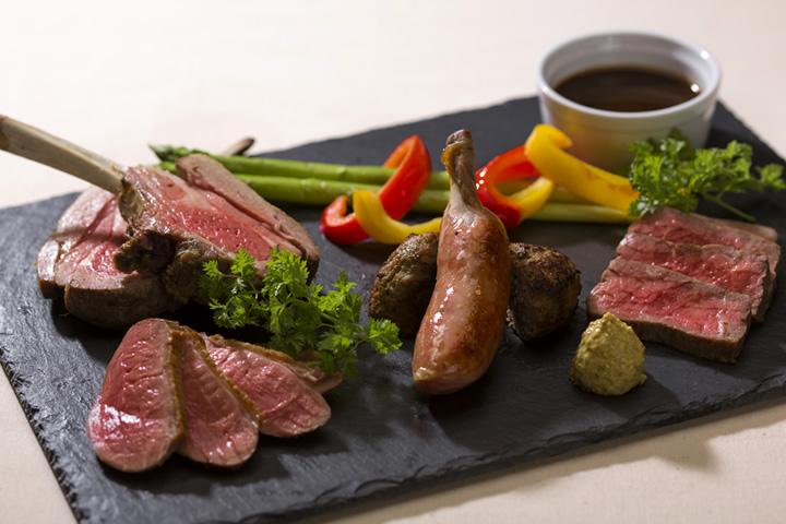 ディナー_極上お肉のめぐみ