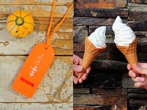オリジナルハロウィーンホイッスルのプレゼントや通常の1.5倍のソフトクリーム提供など特典がたくさん