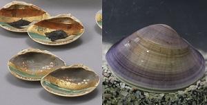 「貝桶・合貝」とハマグリ