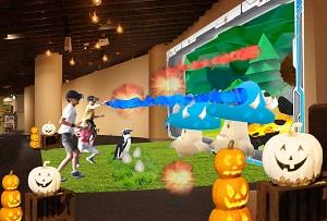 「HADO SHOOT!京都水族館でモンスターファイト」10/1~10/31