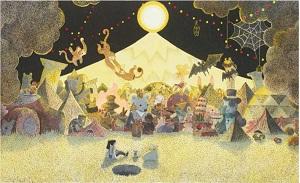 京都・梅小路みんながつながるプロジェクト<br />「太陽と星空のサーカス in 京都梅小路公園」開催 10/7~9