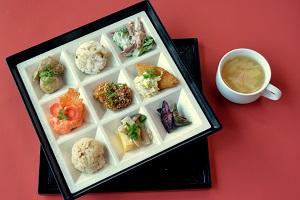 「京野菜レストラン梅小路公園」でのお食事が半額になります